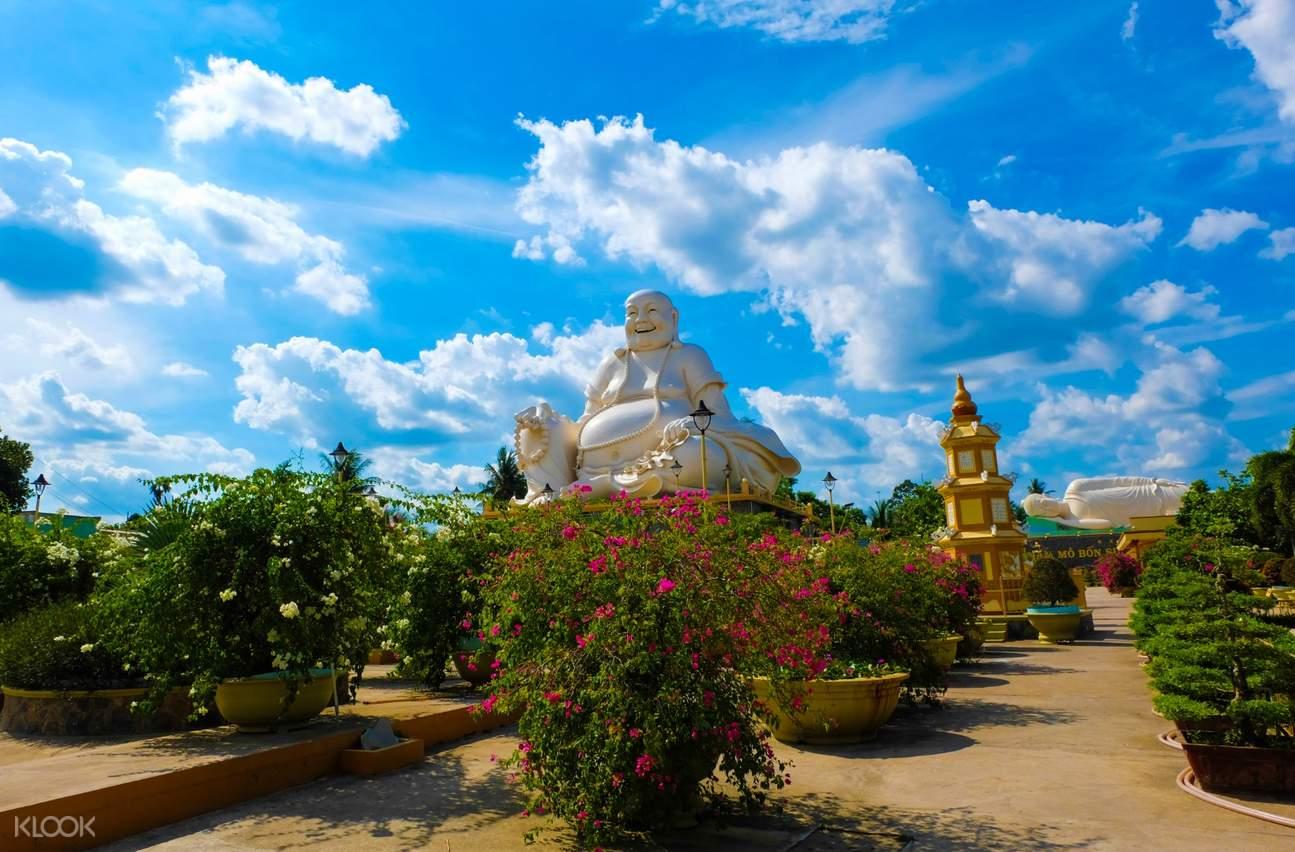 湄公河三角洲一日遊