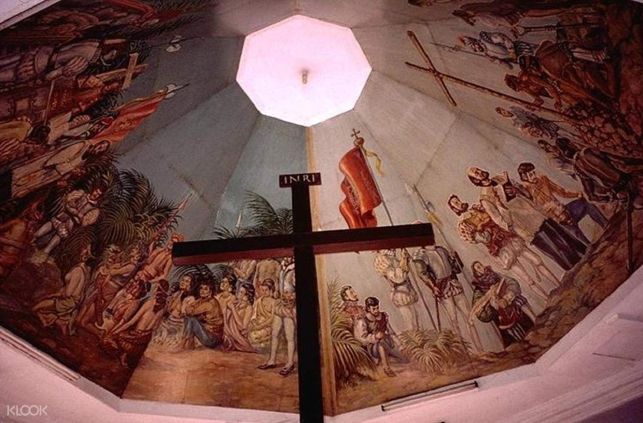 麦哲伦十字架