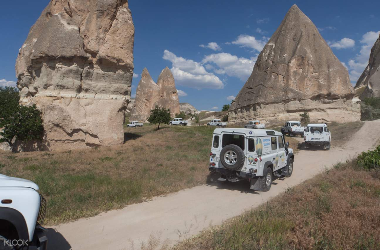 cappadocia jeep tour