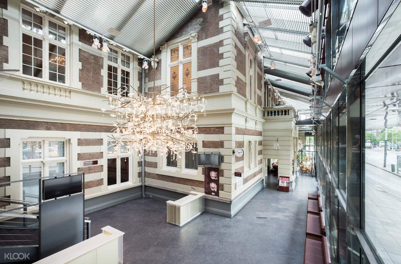 royal concertgebouw amsterdam guided tour