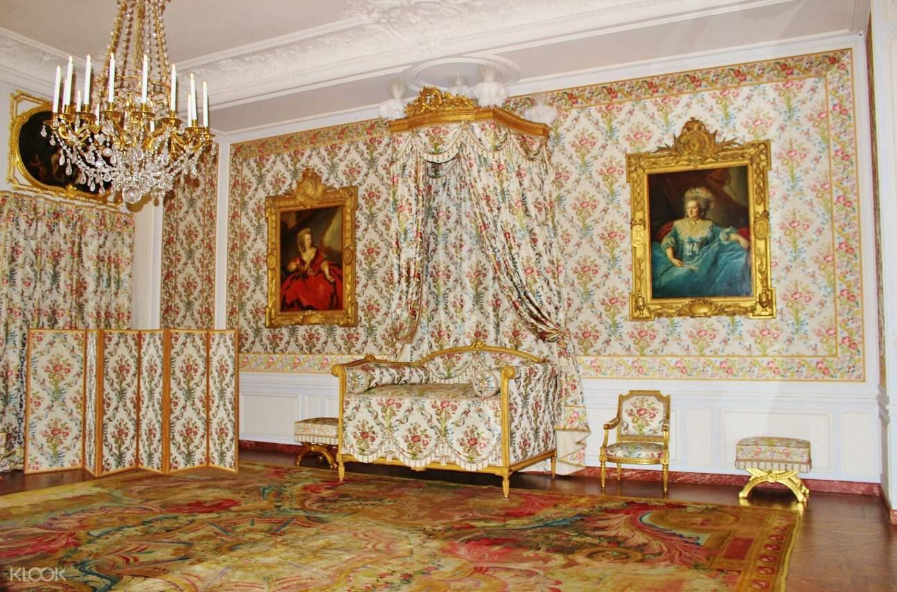 玛丽·安托瓦内特寝宫