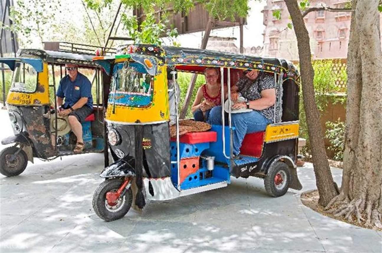 tuktuk jaipur