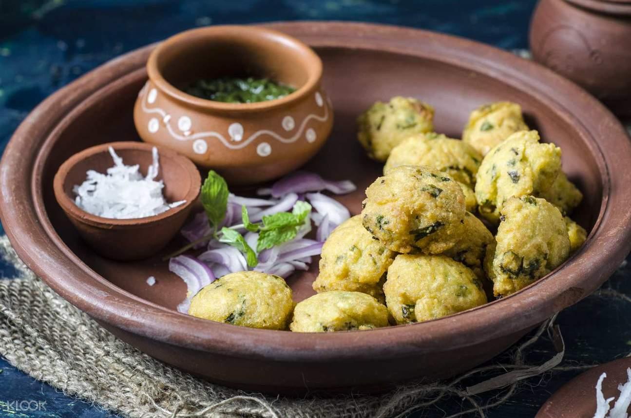 印度传统甜点拉杜