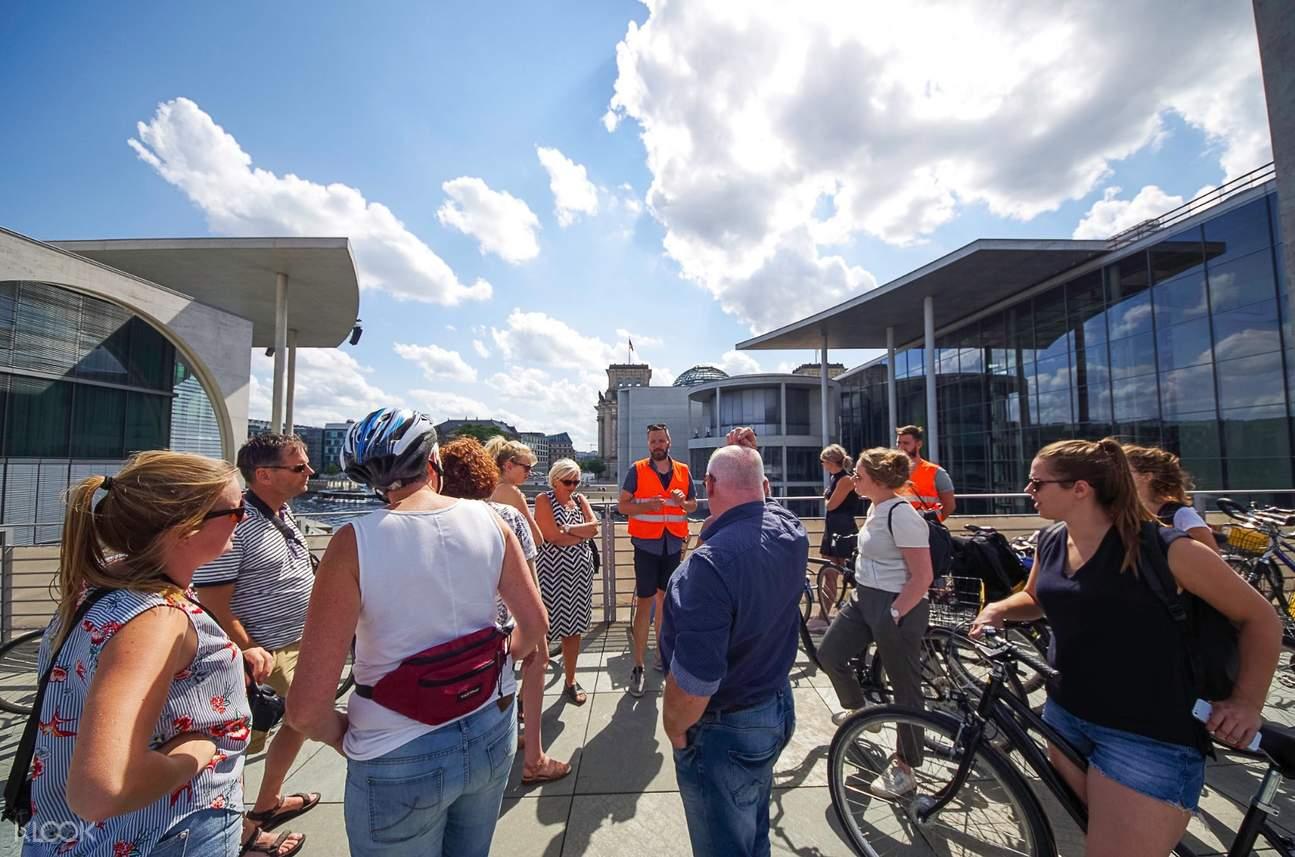 柏林自行車導覽
