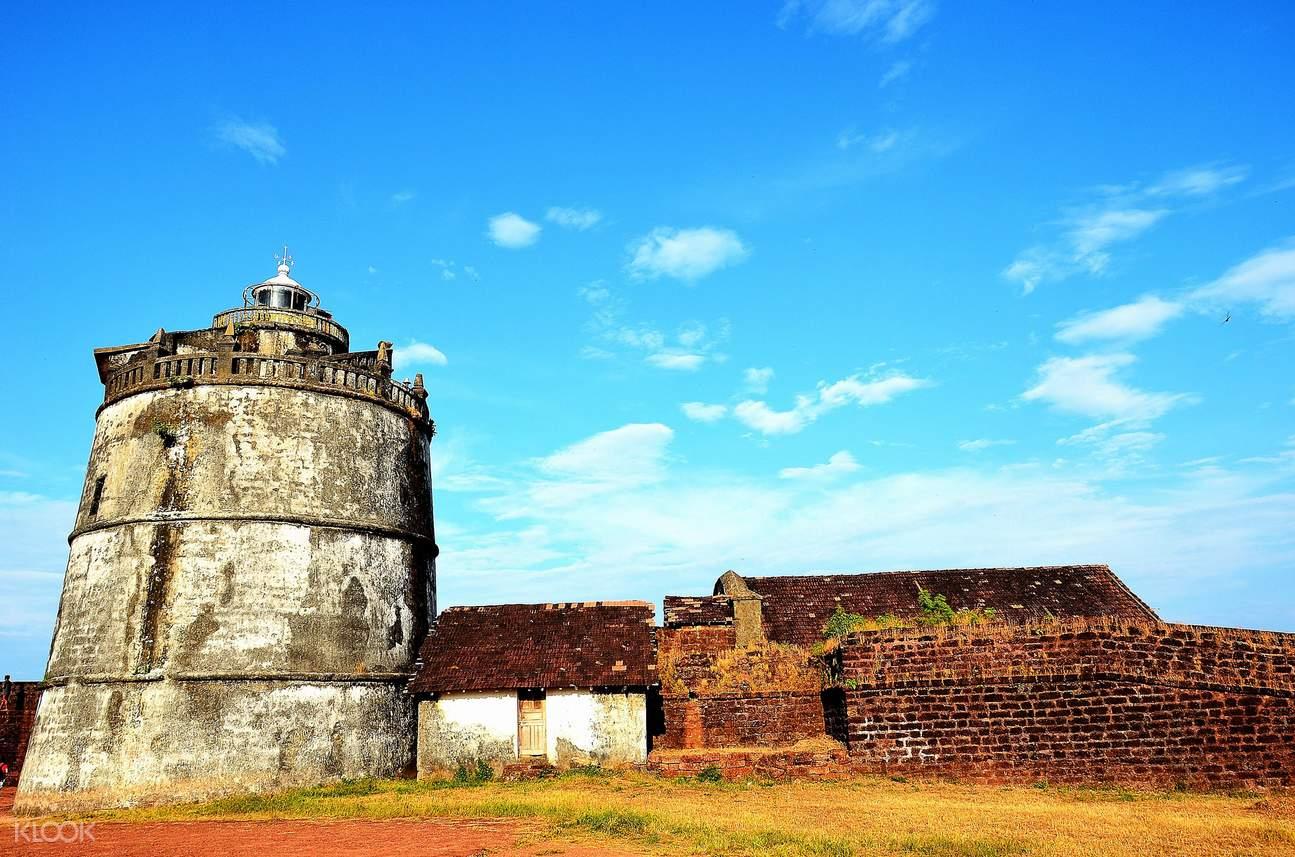 北果阿,北果阿一日遊,阿瓜達城堡,阿瓜達城堡一日遊