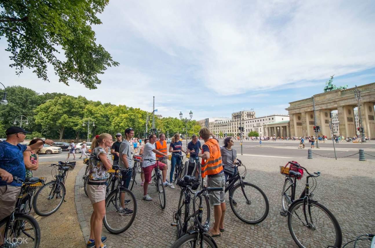 柏林單車導覽