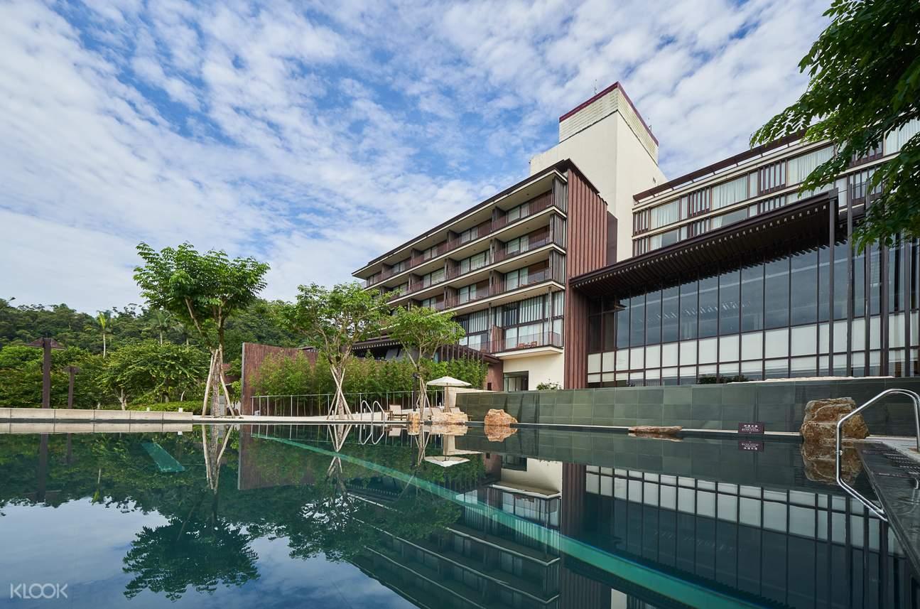 礁溪老爺酒店溫泉