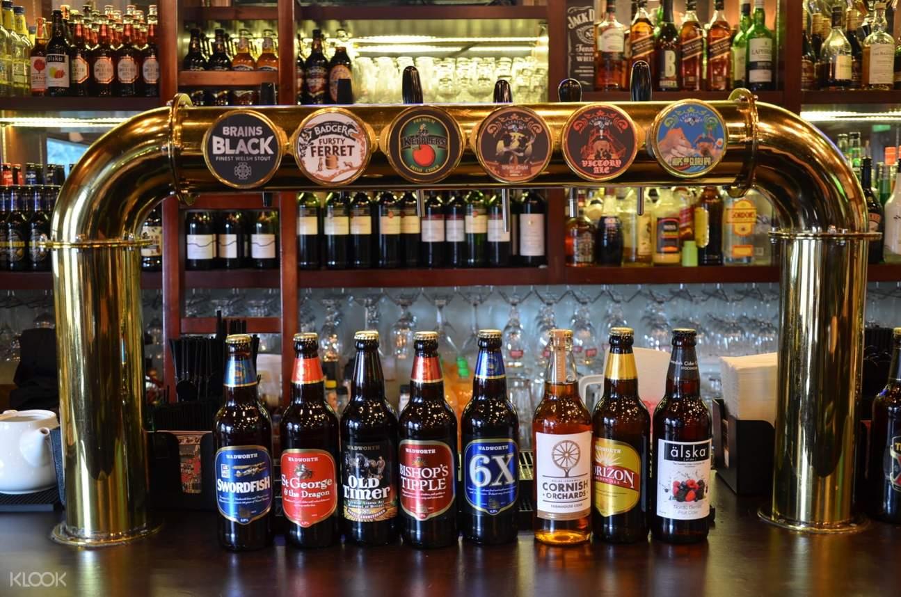 The Trafalgar Brewing Company灣仔酒吧