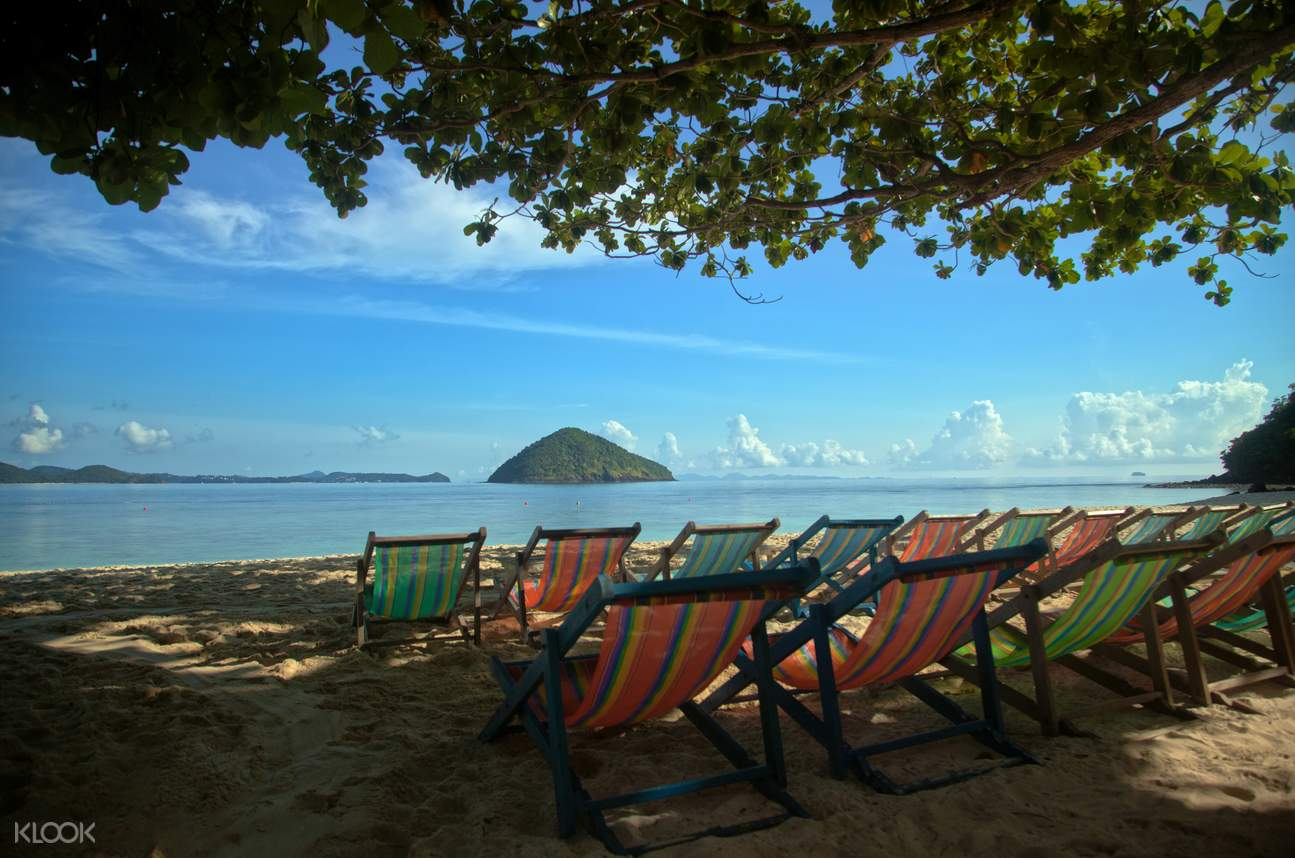 皇帝岛浮潜,珊瑚岛,香蕉海滩,普吉岛周边,珊瑚岛浮潜,普吉岛一日游