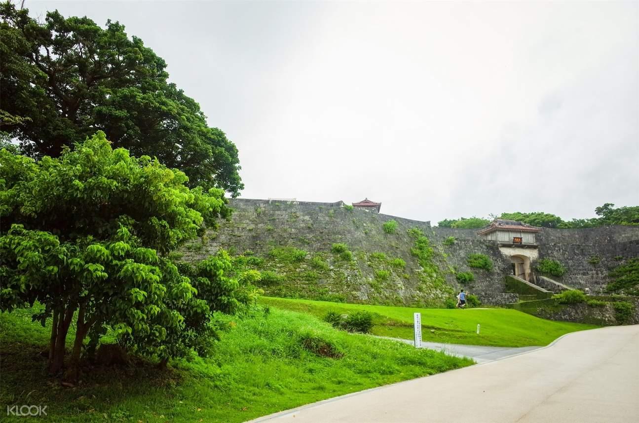 沖繩首里城,沖繩半日遊,琉球歷史遊