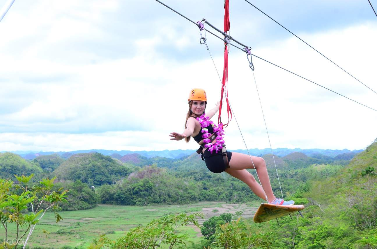 wave runner chocolate hills adventure park bohol
