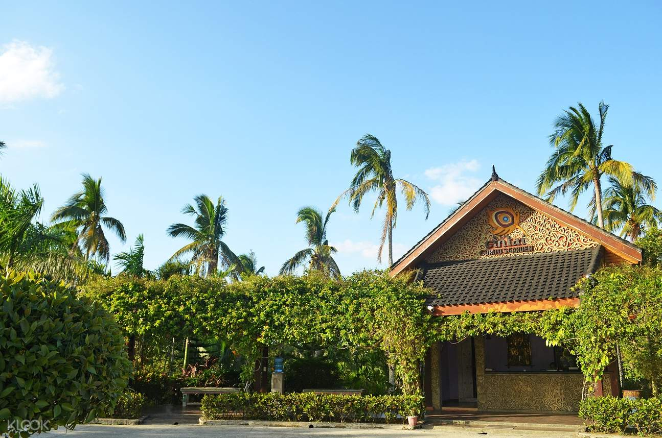 Cintai Corito's Garden Batangas entrance