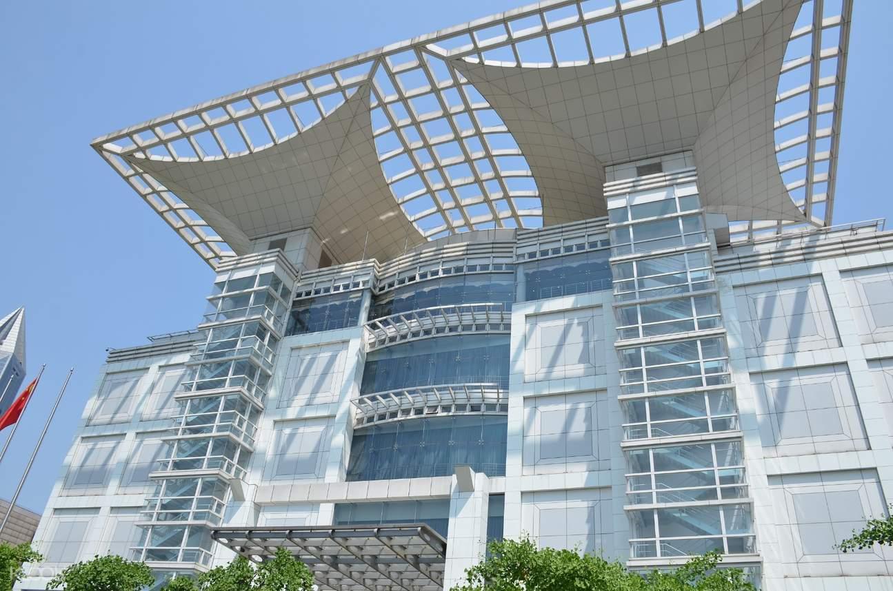 shanghai museums tour
