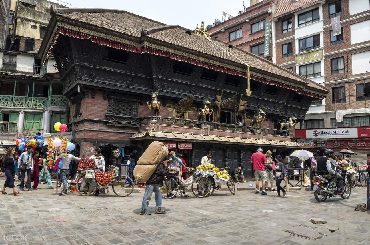 Kathmandu Bazaar