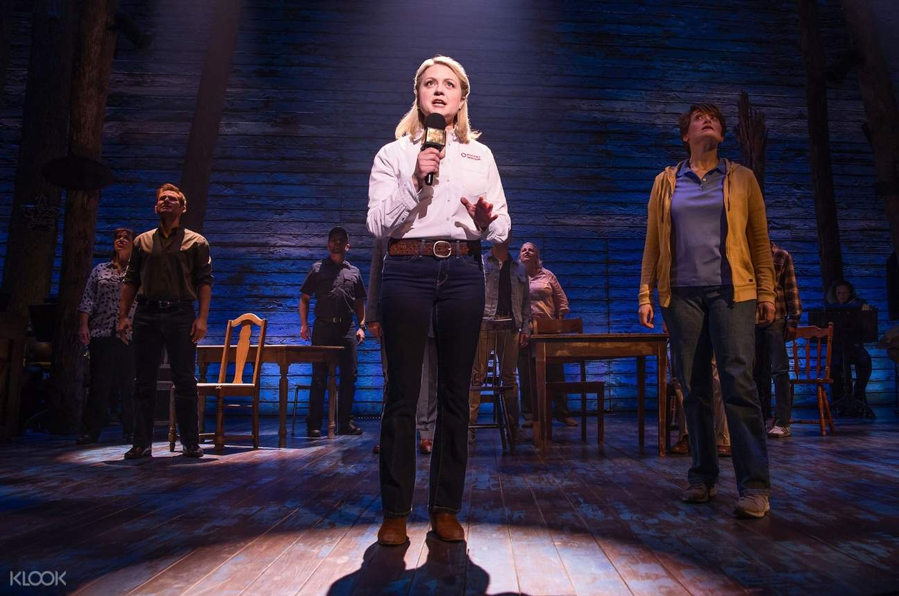 來自遠方Come From Away