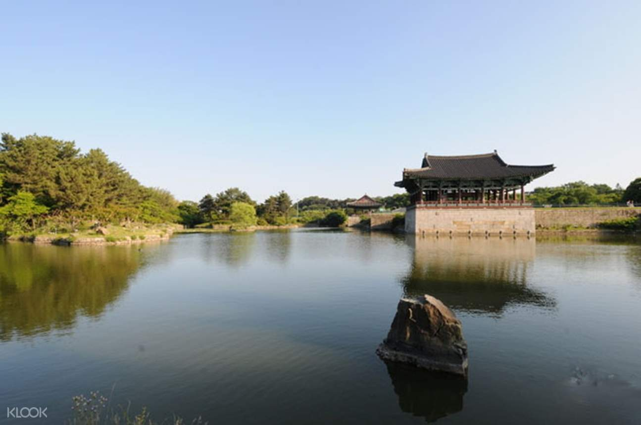 Gyeongju UNESCO World Heritage Site Day Trip from Busan
