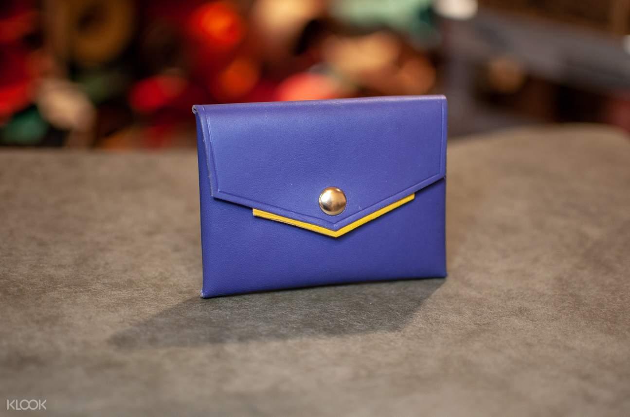 Moneta Mini Wallet