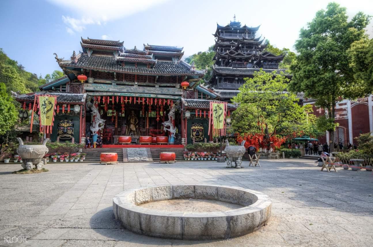 zhangjiajie china tours