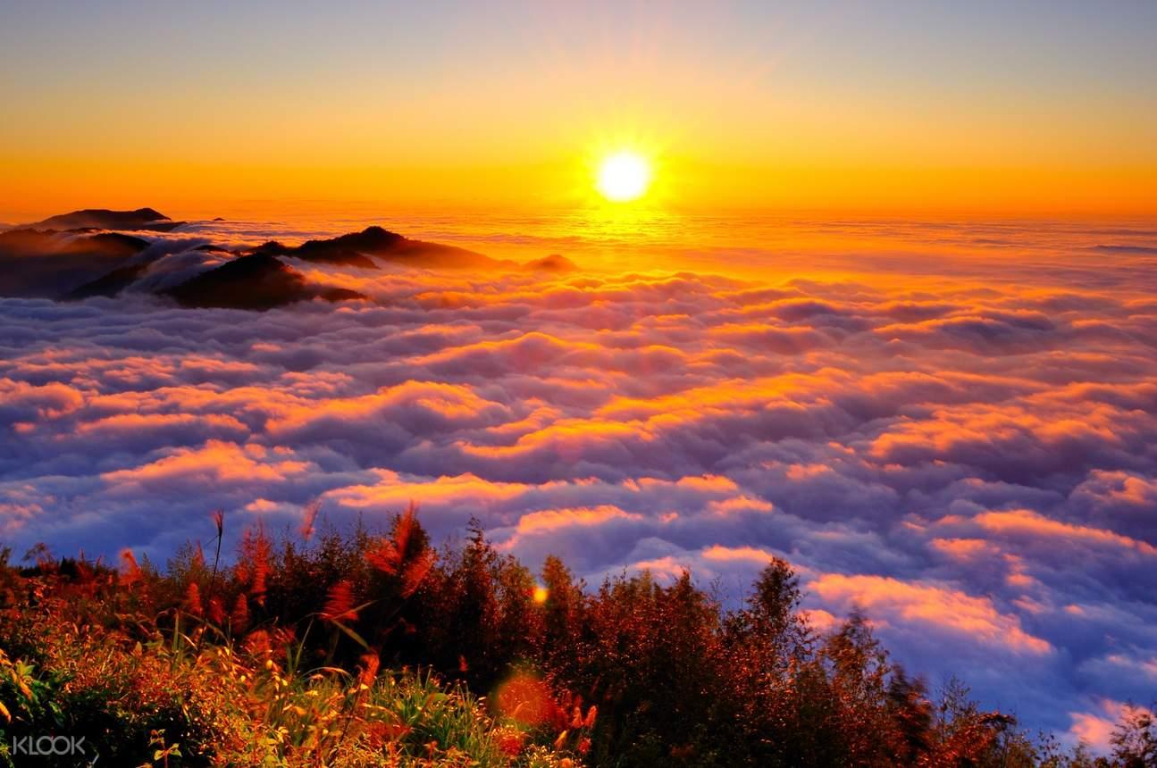 怡人的風景能讓您享受那片刻的寧靜