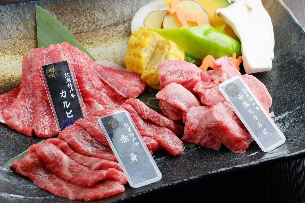 銀座和牛吃到飽,日本和牛吃到飽,yakiniku和牛吃到飽
