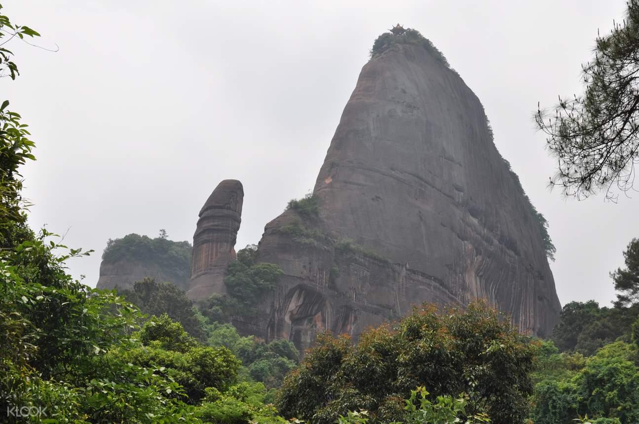 Shaoguan Danxia Mountain ticket
