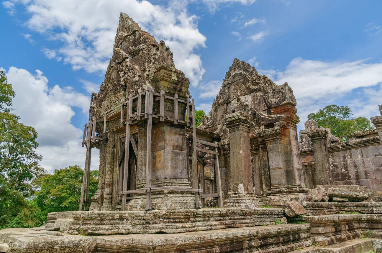 preah vihear temple gopura