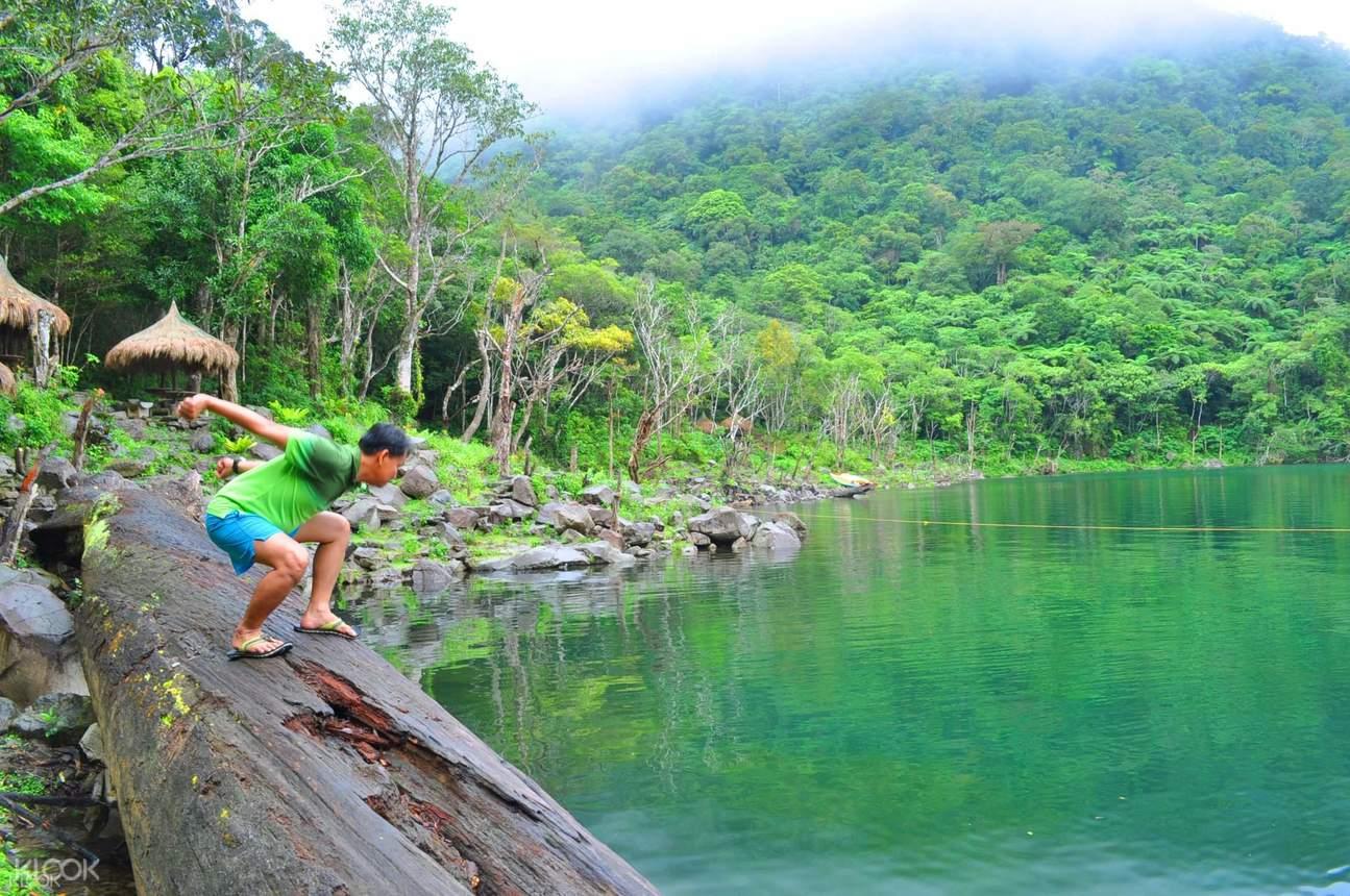 菲律賓Manjuyod沙洲& 雙湖公園之旅