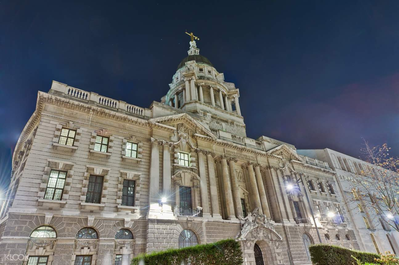 view of old bailey