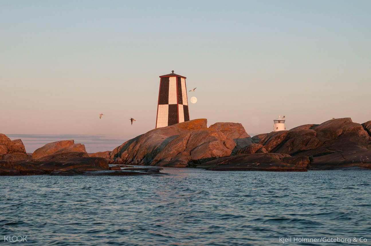 lighthouse at martstrand