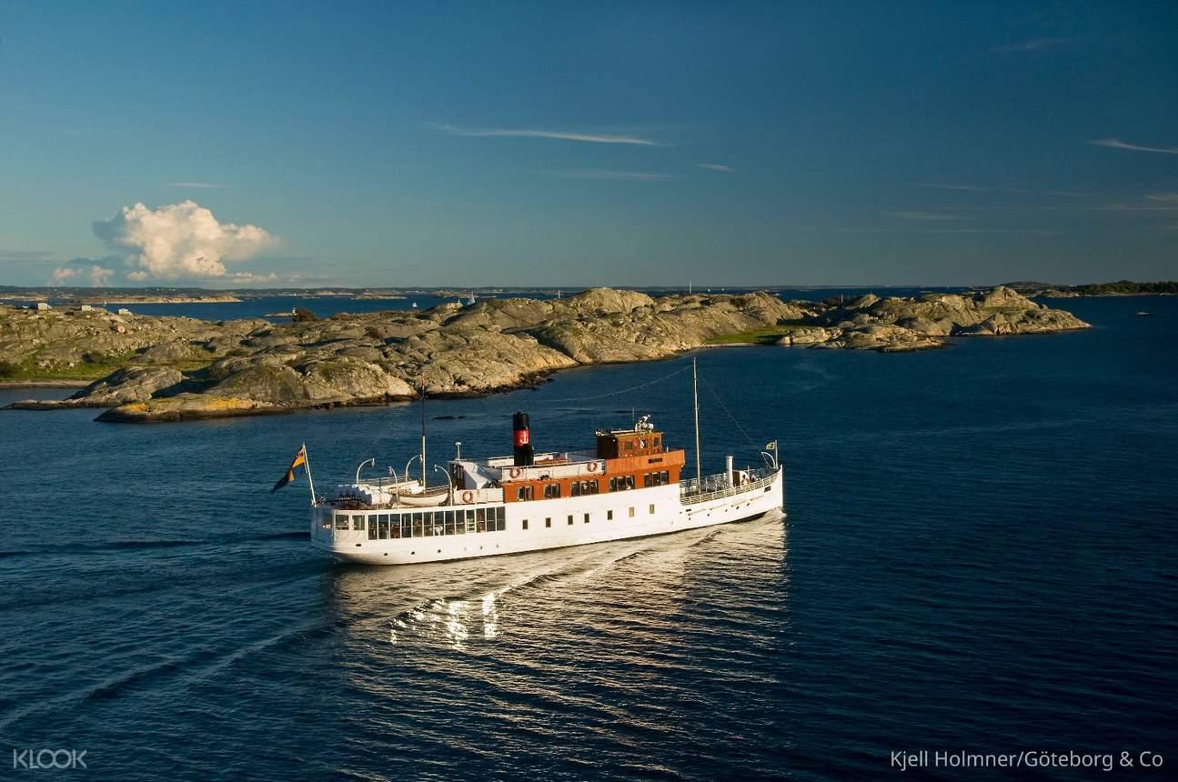 哥德堡遊船,哥德堡早午餐,哥德堡遊船觀光
