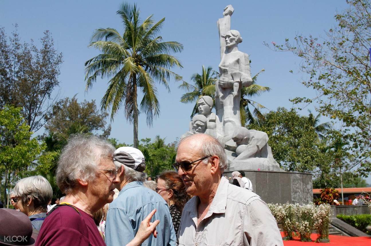 my lai peace park