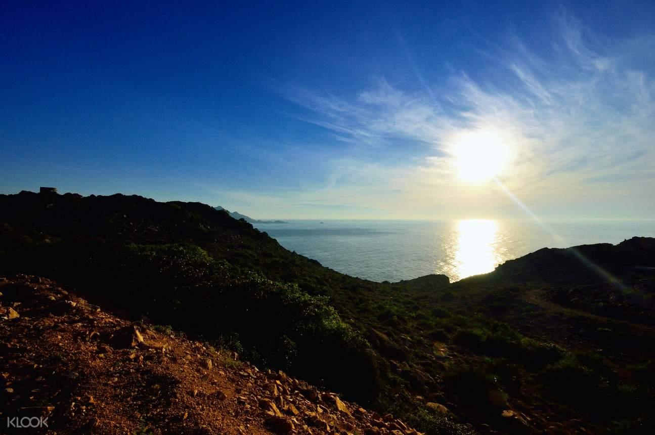 Panoramic view of Nha Trang's islands