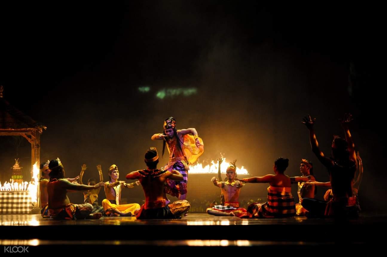 Devdan Show Ticket without Transfers in Bali