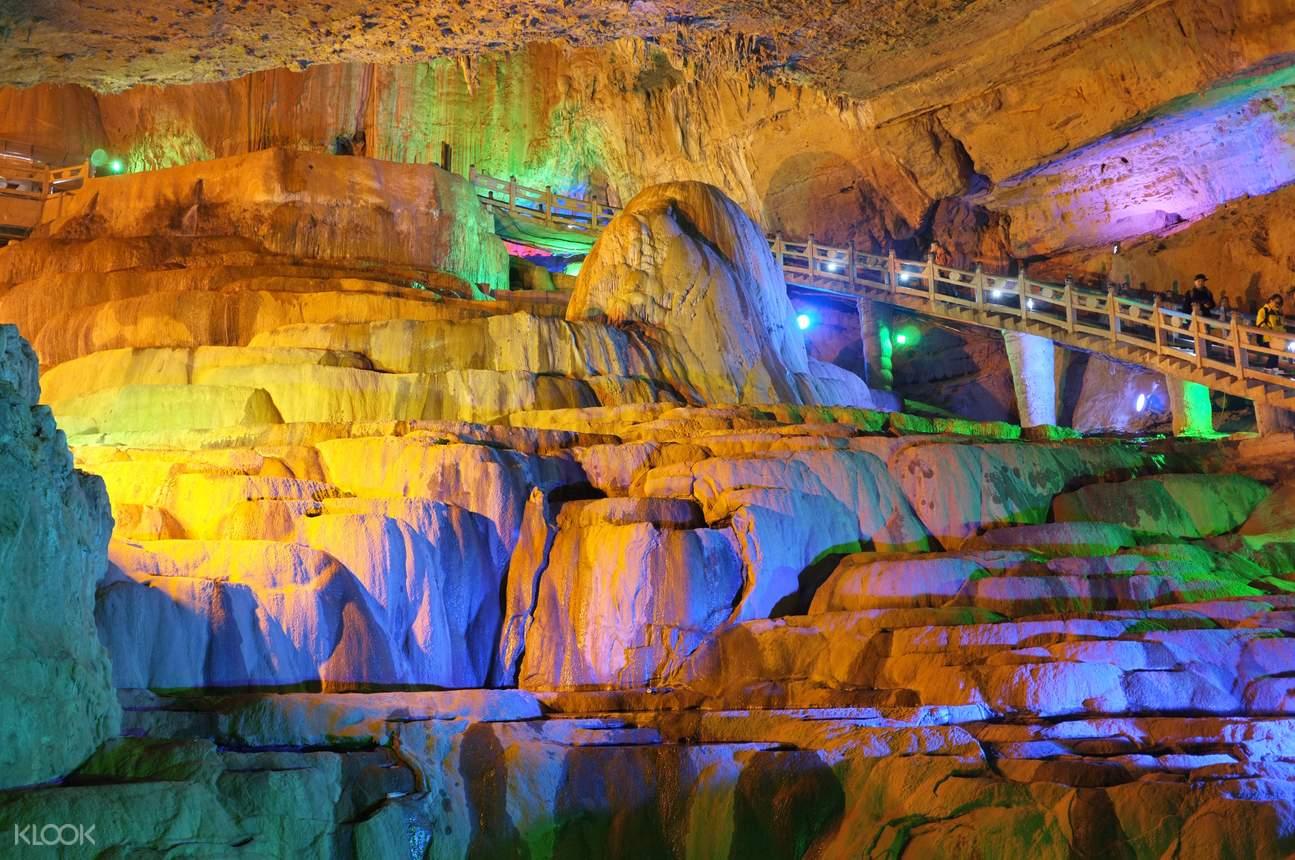 Jiuxiang Scenic Region