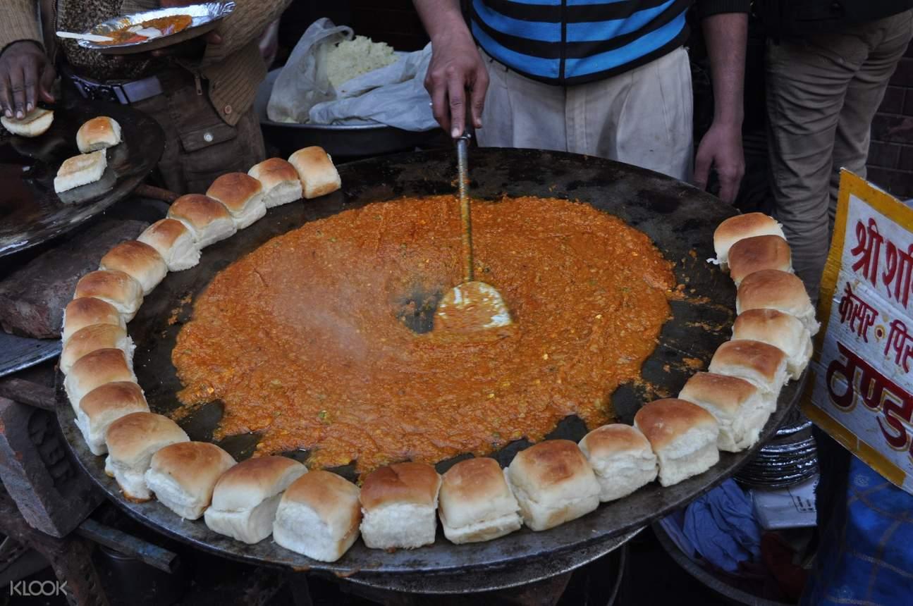 德里街頭美食發現之旅