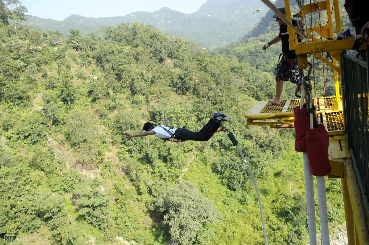 3D2N Adventure Camping In Rishikesh