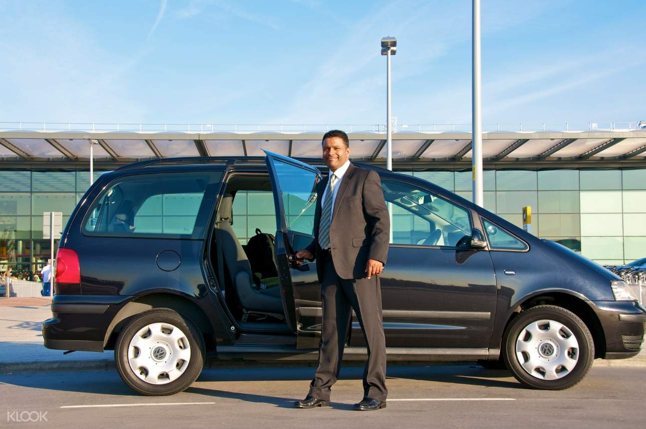 private london city airport transfer london