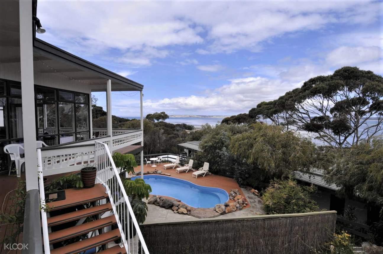 luxury hotel kangaroo island