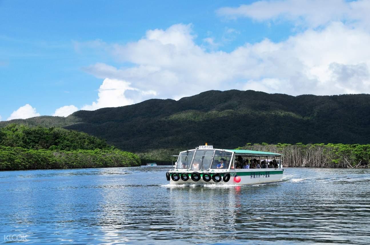 nakama mangrove river cruise