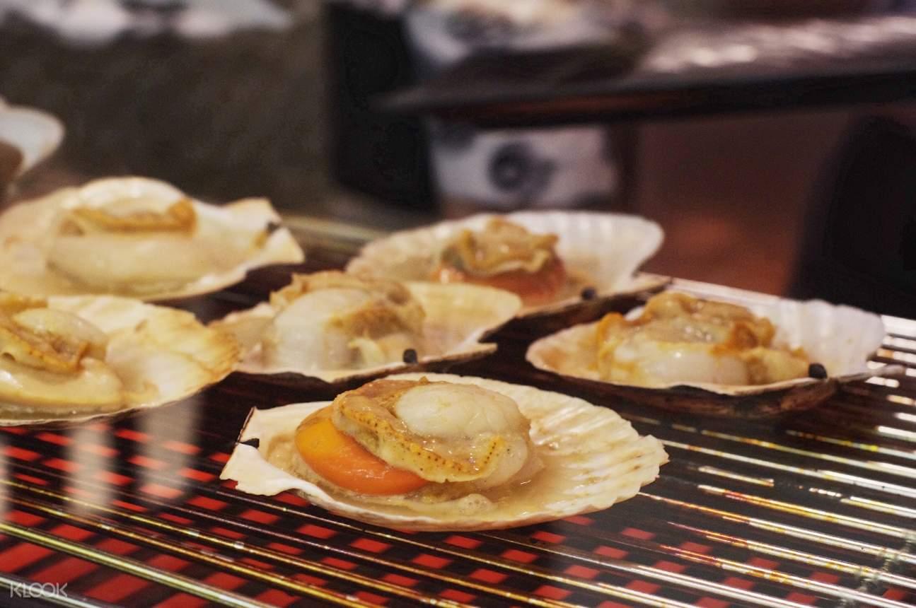饗和民 - 尖沙咀烤干貝