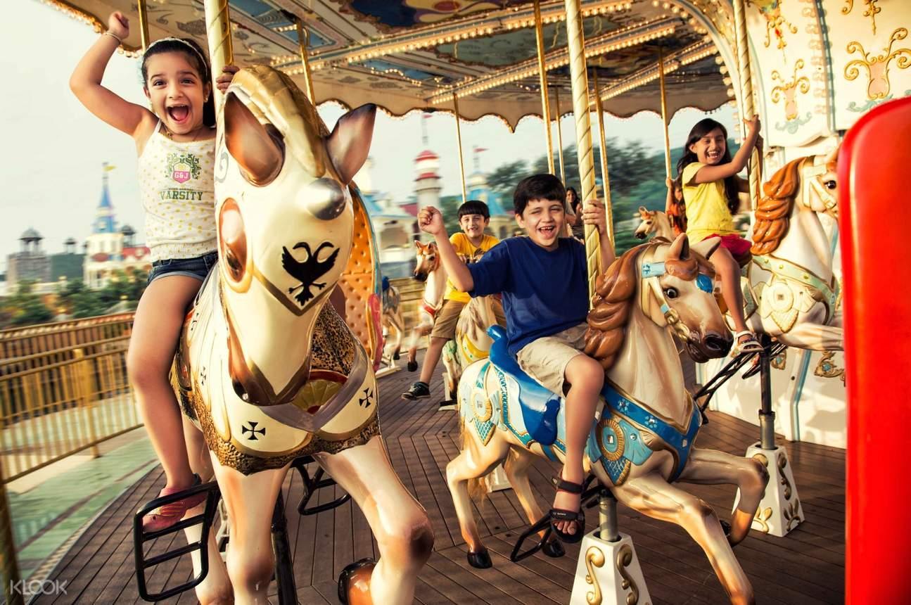 Adlabs Imagica主题乐园门票