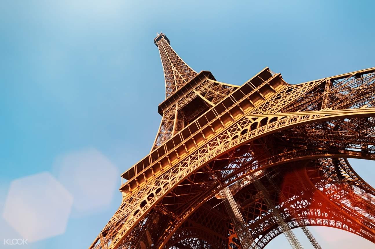 艾菲爾鐵塔,艾菲爾鐵塔免排隊門票,艾菲爾鐵塔優先入場,艾菲爾鐵塔塔頂入場,艾菲爾鐵塔門票優惠