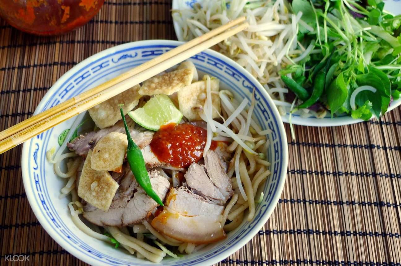 Vietnamese Vermicelli (Cao Lau)