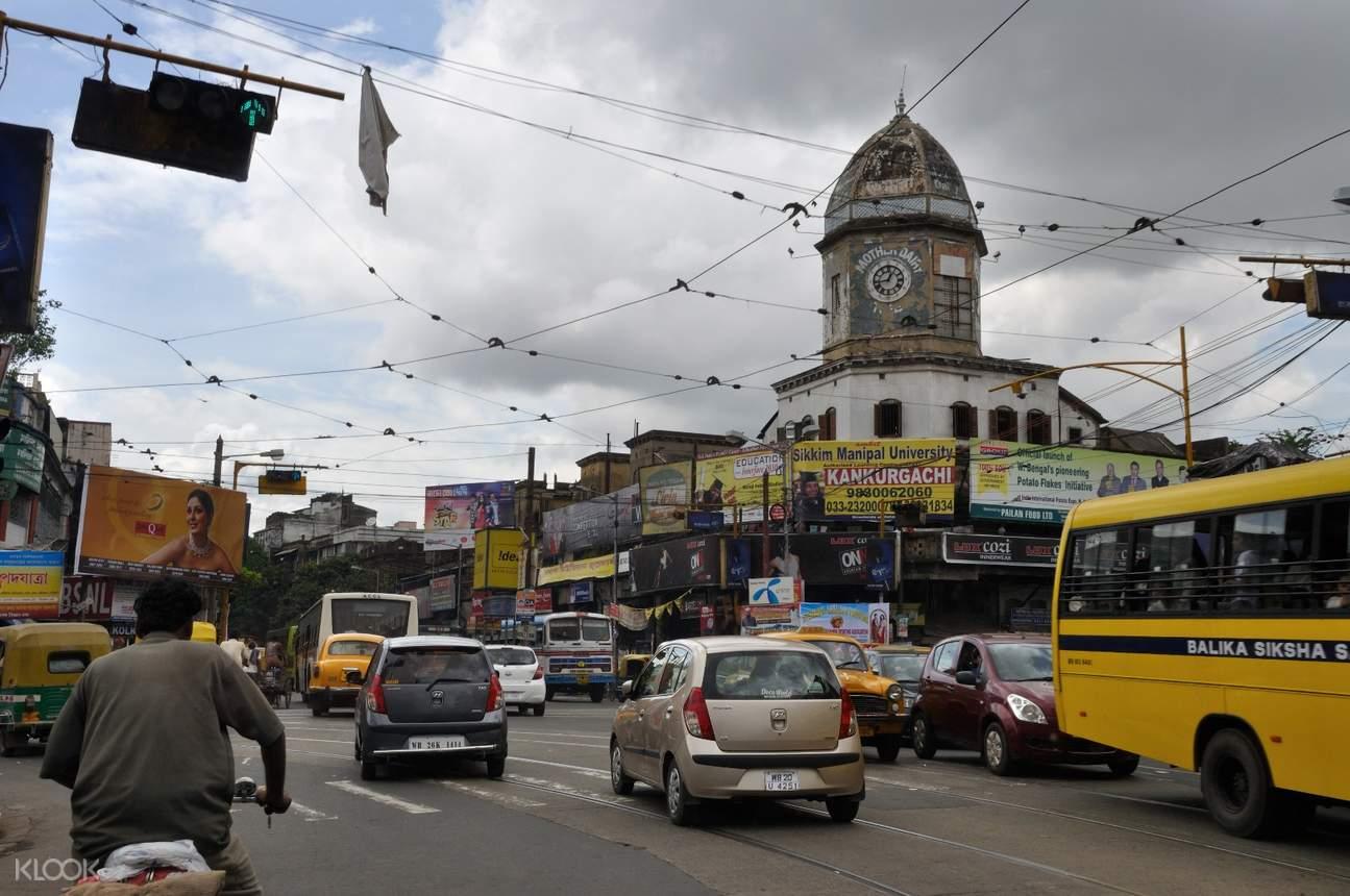 加尔各答市场