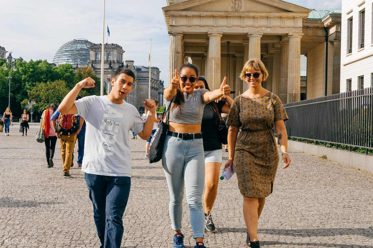 berlin private kickstart tour with a local