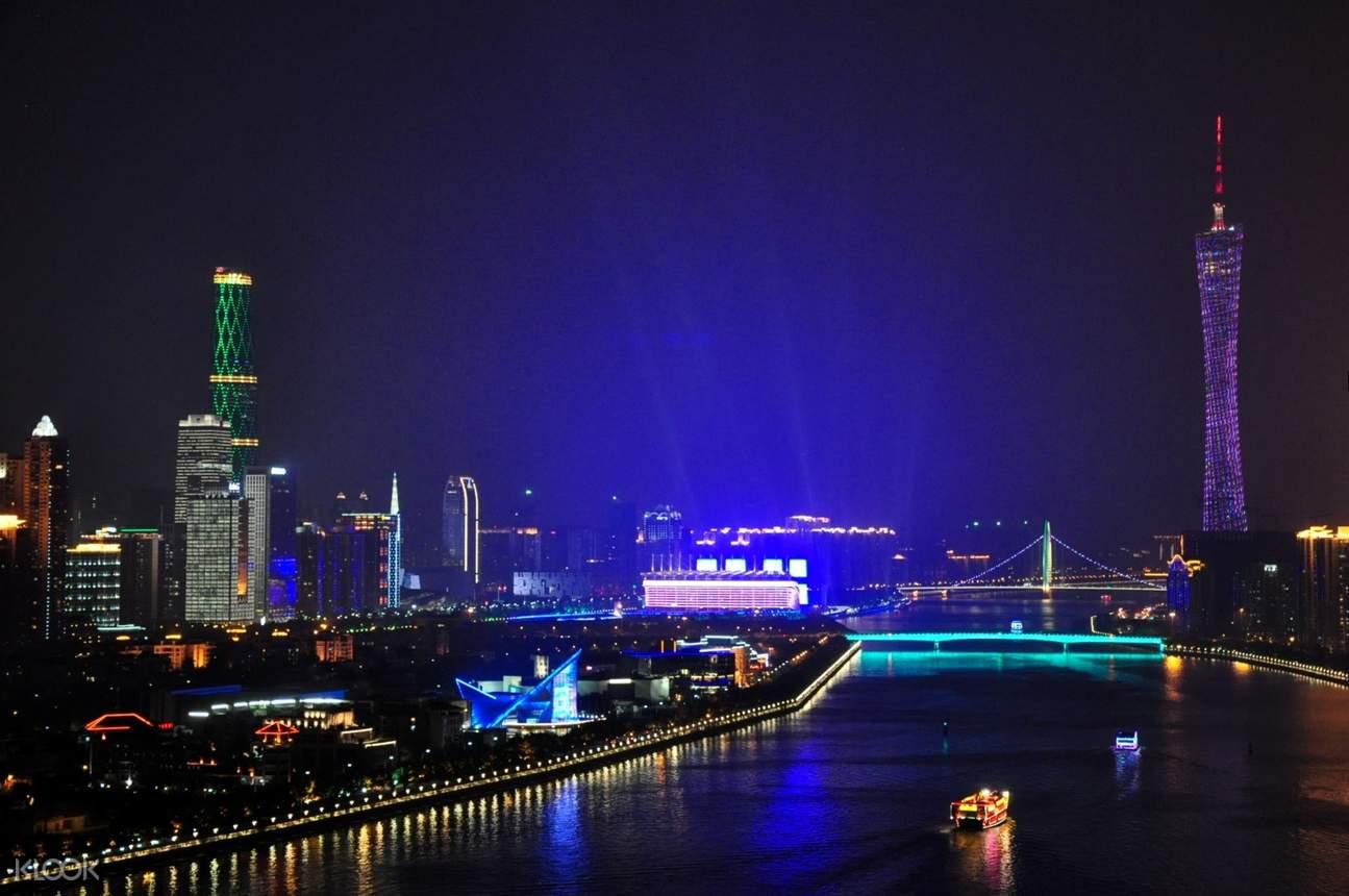 Guangzhou Pearl River Night Cruise