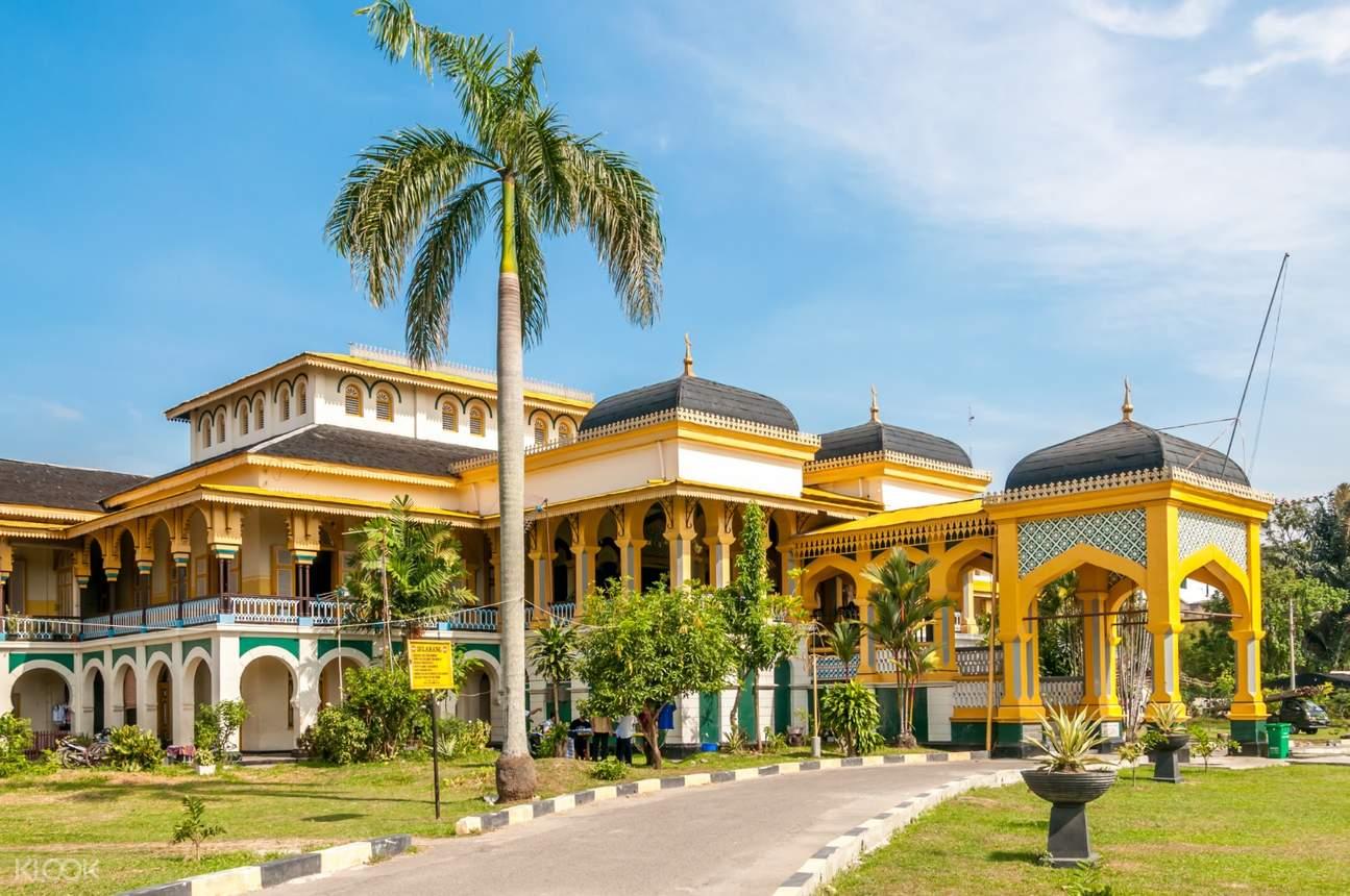 maimoon palace view