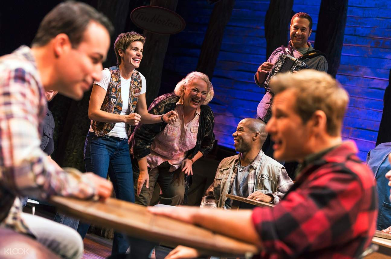 come from away broadway show new york