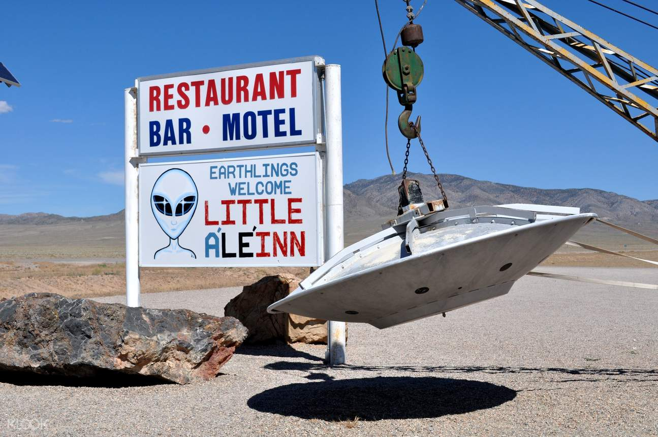 Private Area 51 Tour from Las Vegas