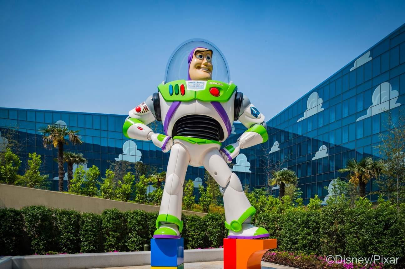 Disney toy story hotel shanghai